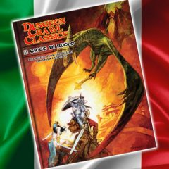 Announcing The Italian Edition of DCC RPG