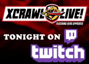 NEW! Xcrawl Live Premieres Tonight!
