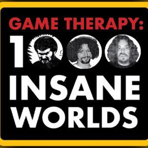 Sign Up For The September 24 Session of 1000 Insane Worlds!