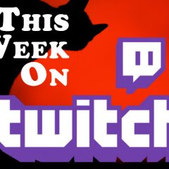 This Week on Twitch – October 26 – November 1