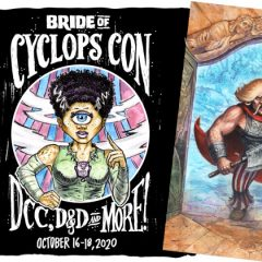 Sword & Sorcery Writers' Track at Bride of Cyclops Con
