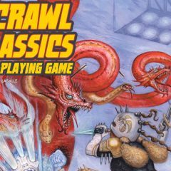 Xcrawl Classics Beta Rules Playtest is Live!
