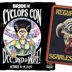 Announcing Bride of Cyclops Con Patches!