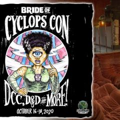 Basement Zoom Backdrops for Bride of Cyclops Con!