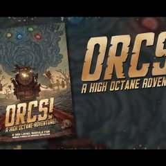 Support the Orcs! DCC Adventure Kickstarter!