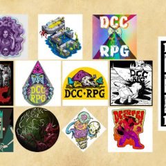 Vote For Your Favorite Fan-Created DCC Sticker