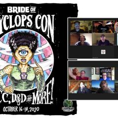 Thank You, Fans, For A Great Bride of Cyclops Con