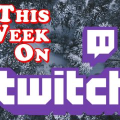 This Week on Twitch – December 28- January 3, 2021