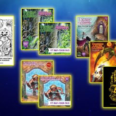 New DCC RPG Releases and Warehouse Finds!