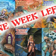 One Week Left for Great Savings on DCC Humble Bundle!
