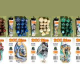 New in the Online Store: 5 New DCC Dice Sets!