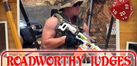 Roadworthy: Judge Ethan Burke!