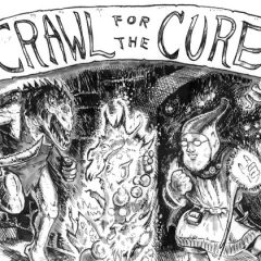 The Jerry Stefek Memorial Crawl for the Cure 2020