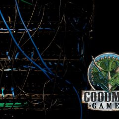 Scheduled Maintenance For The Goodman Games Site Today