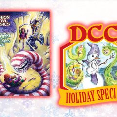 Watch Special DCC Holiday Programming Today On Our Twitch Channel!