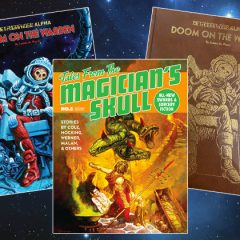 New in the Online Store: Doom on the Warden and Tales From the Magician's Skull Issue 5