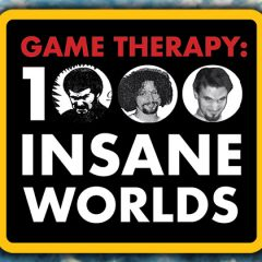 Join Us Today For A Holiday 1000 Insane Worlds!