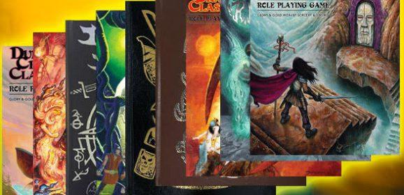 Reprint Registry: DCC RPG Core Rulebook