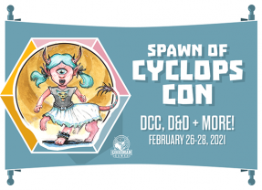 Keep Submitting Events for Spawn of Cyclops Con
