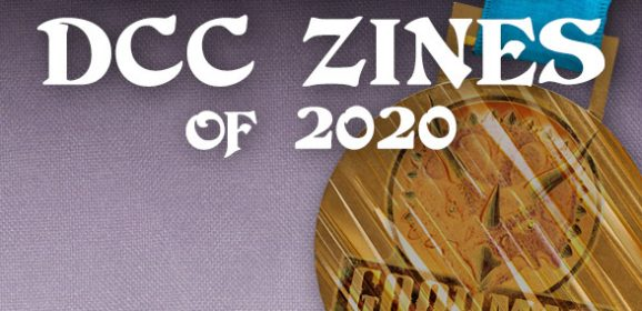 Best Selling DCC Zines of 2020