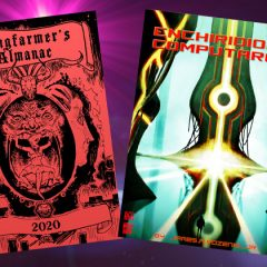 New in the Online Store: Gongfarmer's Almanac and Enchiridion of the Computarchs!