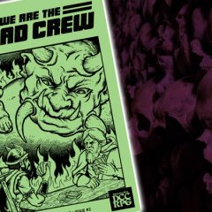 We Are The Road Crew #2 Copies Still Available!