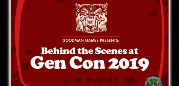 Documentary on Behind the Scenes at Gen Con Premieres Tonight!