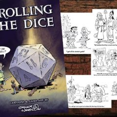 A Book for Fans Who Like the Cartoons in the DCC Core Rulebook