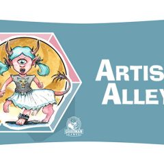 Announcing the Artists Alley for Spawn of Cyclops Con