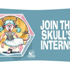 Join the Skull's Interns for an Informal Chat this Weekend