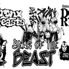 Bronx Beasts – Year of the Beast: Support this Zinequest DCC Kickstarter!