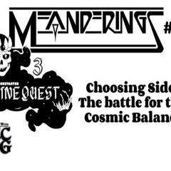 Meanderings #5: Support this Zinequest DCC Kickstarter!