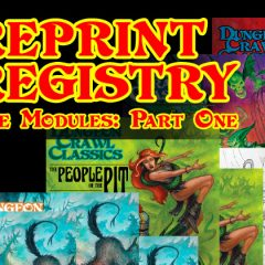 Reprint Registry: DCC Modules #66.5-#82