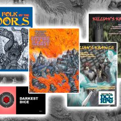 New in the Online Store: Empire of the East, plus Darkest Dice, Fell Folk of the Moors, and More!