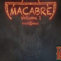 Macabre: Support this Zinequest DCC Kickstarter!