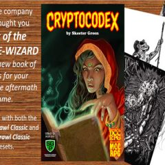Crypto Codex: Support this Zinequest DCC Kickstarter!