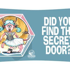 Did You Find The Secret Door?