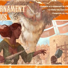 Tournament of Pigs: Support this Zinequest DCC Kickstarter!
