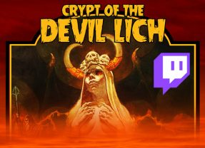Crypt of Devil Lich Designer's Discussion Tomorrow Night on Twitch!