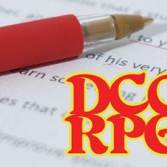 Help Wanted: DCC Editors!