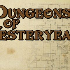 Dungeons of Yesteryear: From The Warehouse Yeti