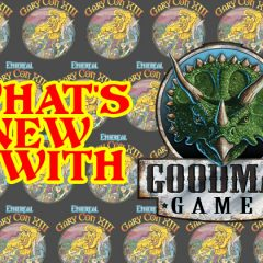 "Airing Today: ""What's New With Goodman Games"" and Live Play of Crypt of the Devil Lich!"