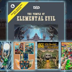 Temple of Elemental Evil Now Available for Pre-Order and More!