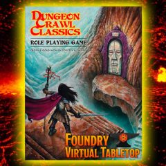 New in the Online Store: DCC RPG for Foundry VTT