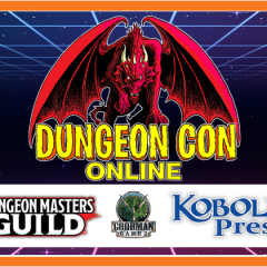 Preliminary Event Schedule Now Live for Dungeon Con Online