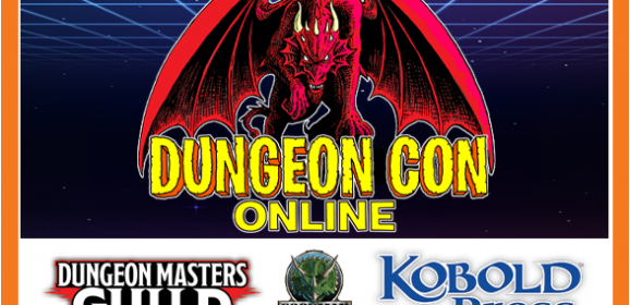 Announcing Kobold Press as Co-Sponsor of Dungeon Con Online