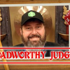 Roadworthy: Judge Troy Tucker
