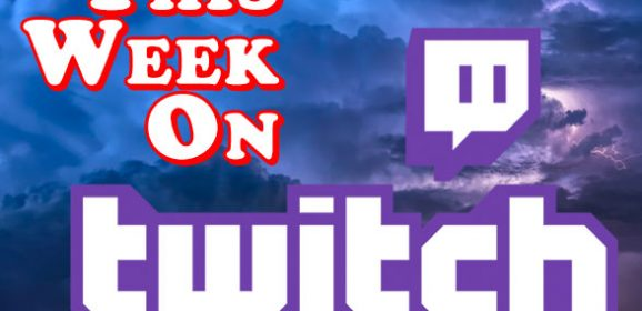 This Week on Twitch – April 19-25