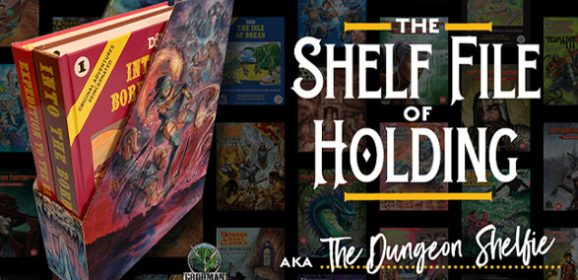 Launching Soon: The Shelf File of Holding