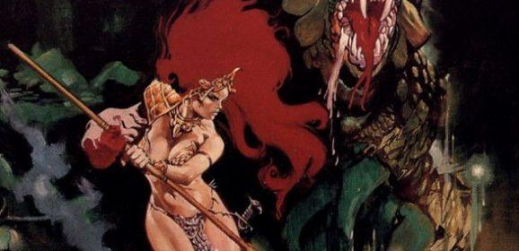 Jirel of Joiry: First Heroine of Sword-and-Sorcery